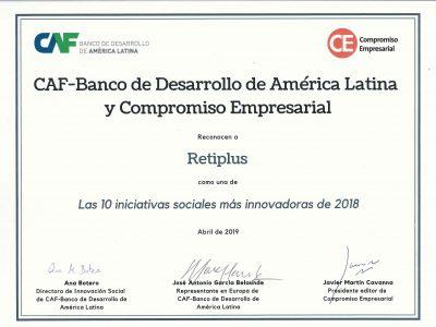 Premio CAF-CE